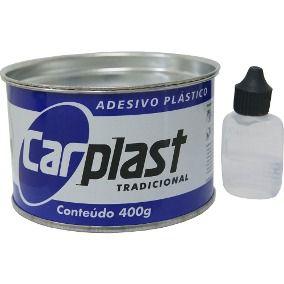Massa Plastica Cinza c/ Catalisador - Casplast