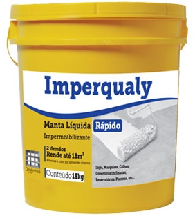 Qualyvinil Imperqualy Rápido 18L