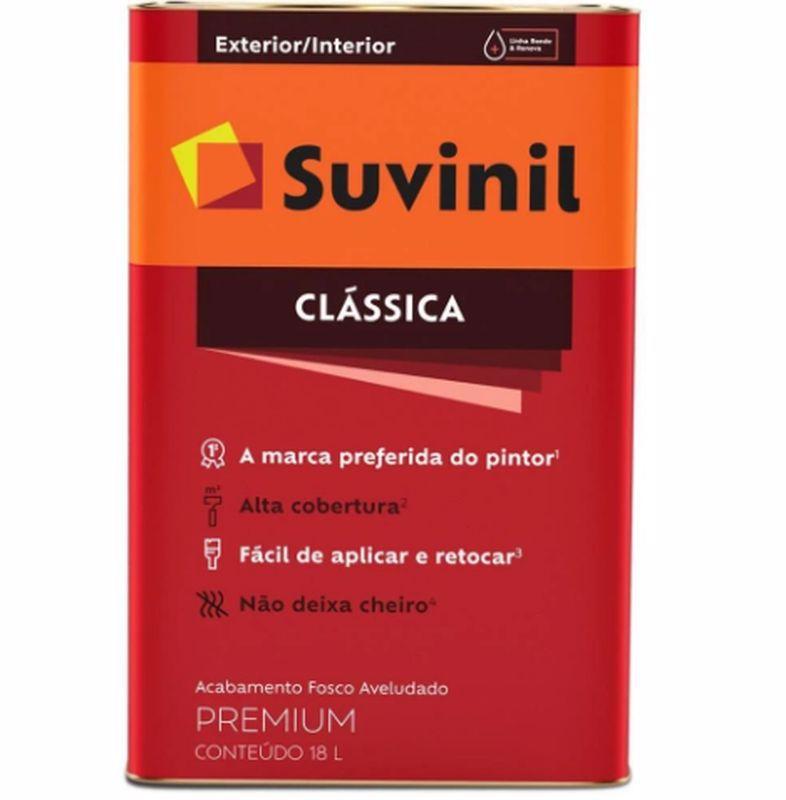 Suvinil A Clássica Maxx Premium 18L