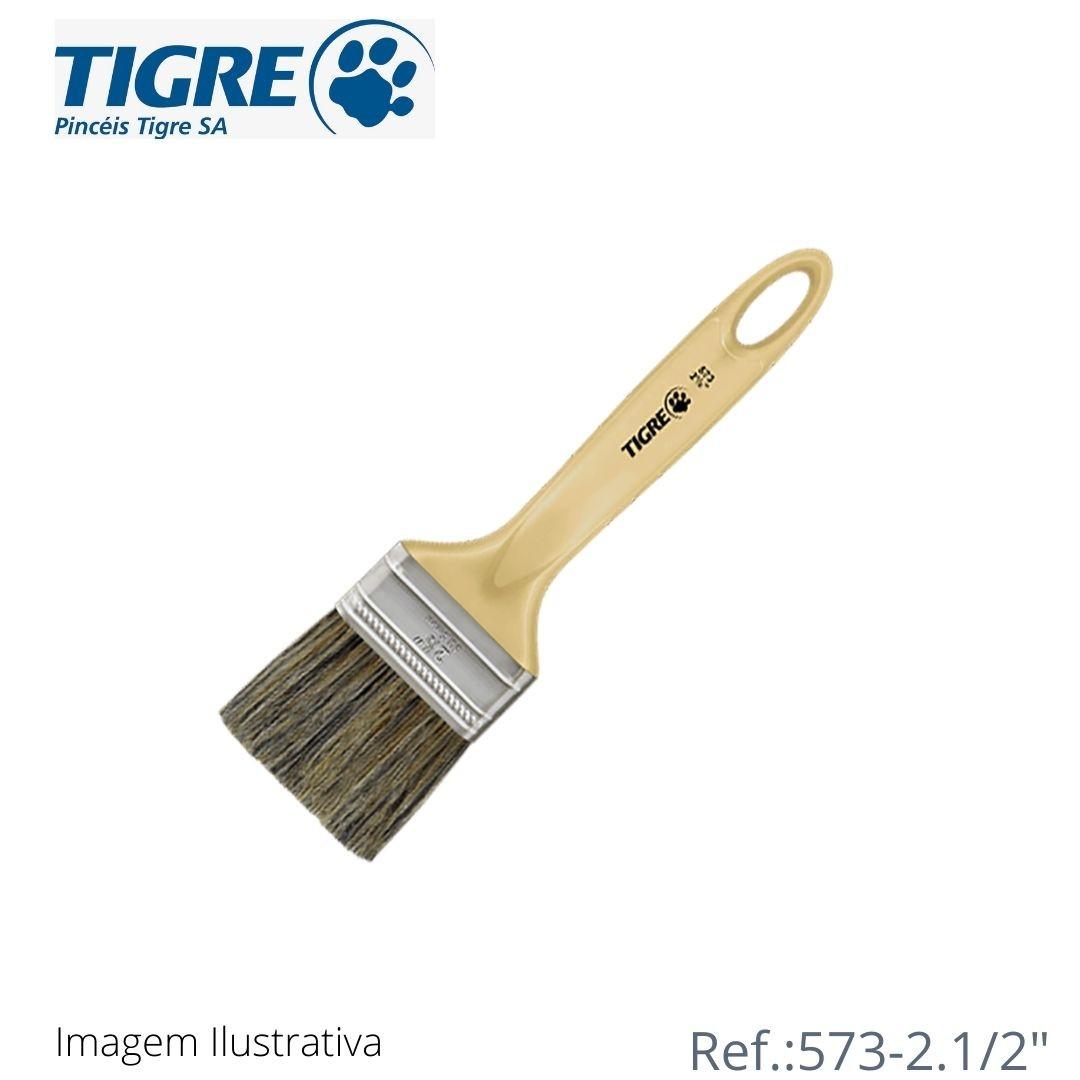 Tigre Trinchas (Pincéis) Parede, Madeira e Metal