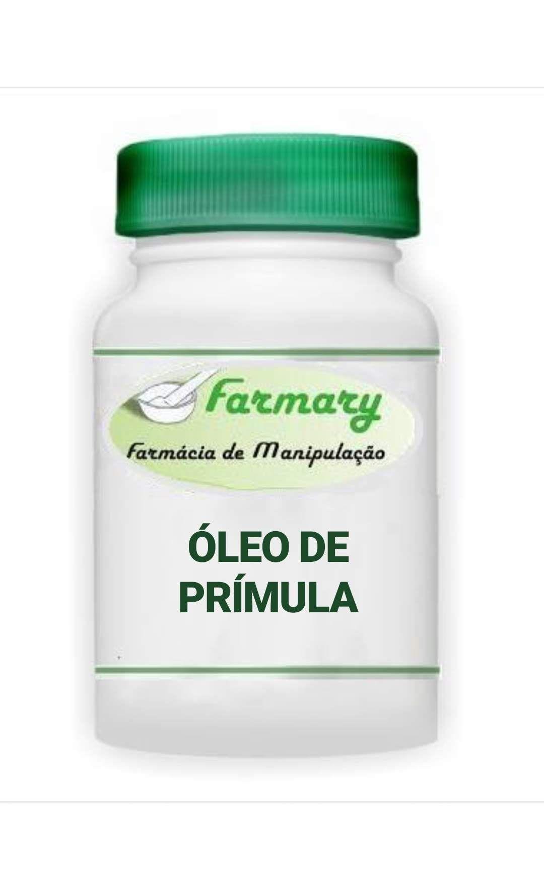OLEO DE PRIMULA