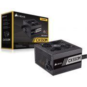 CXM 550W ATX PFC ATIVO BIVOLT SEMI-MODULAR S/ CABO DE FORCA
