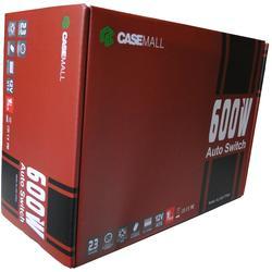 FONTE ATX 600W REAIS CASEMALL