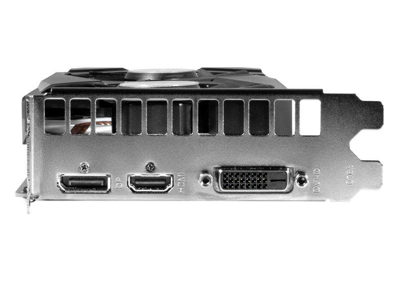 GTX 1660TI OC 6GB DDR6 192BIT DP HDMI DVI