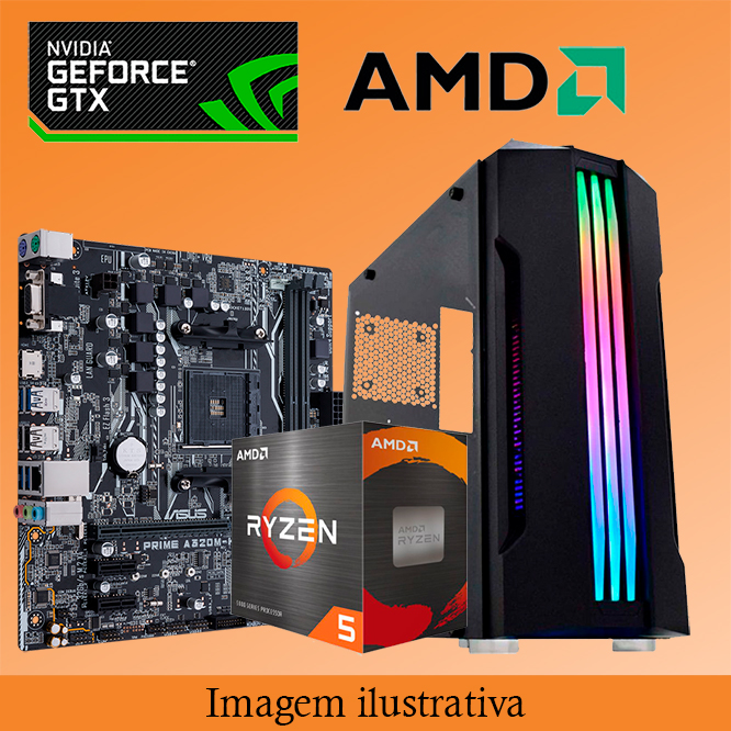PC Gamer AMD PRO
