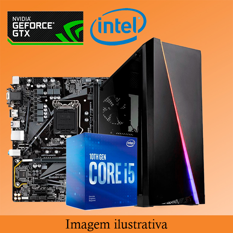 PC Gamer INTEL PRO