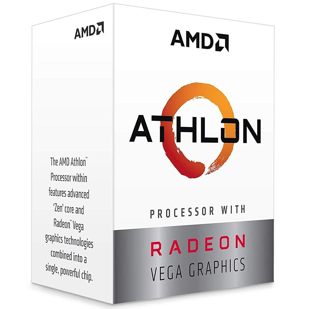 PROC. AMD ATHLON 240GE DUAL CORE 3.5GHZ
