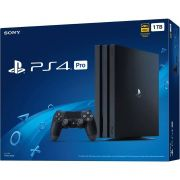 Console Playstation 4 Pro 1 TB + 5 Jogos