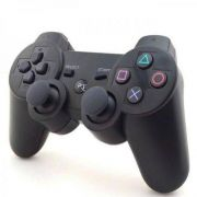 Controle Dualshock Playstation 3 Bluetooth PS3 - Importado