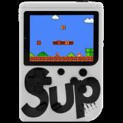 Video Game Portatil 400 Jogos Internos - BRANCO