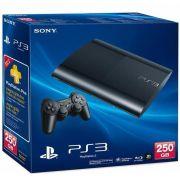 Videogame Playstation 3 Super Slim + Brinde