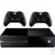 Xbox One 500gb ( Vitrine ) + 2 controles