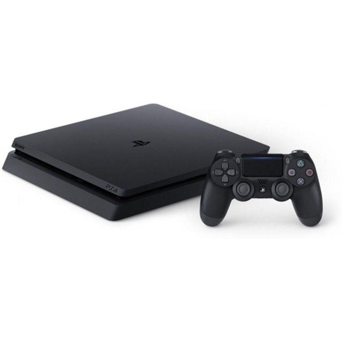 Console PlayStation 4 Slim 500 Gb + 5 Jogos