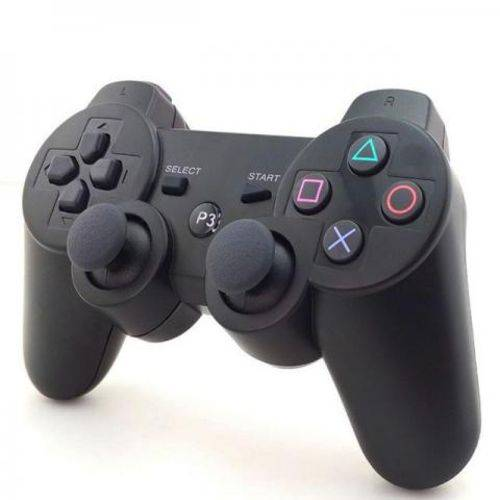Controle Dualshock Playstation 3 Bluetooth PS3 - Importado