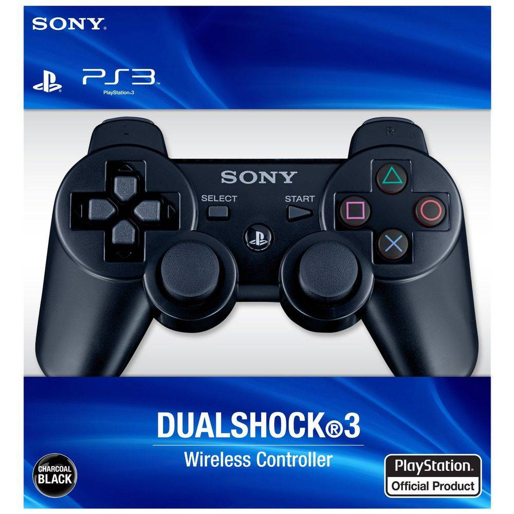 Controle Ps3 Dualshock 3 Bluetooth Ou USB Playstation 3