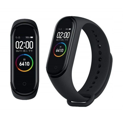 Mi Band 4 Relogio Smartwatch Pulseira Inteligente Preto - Xiaomi