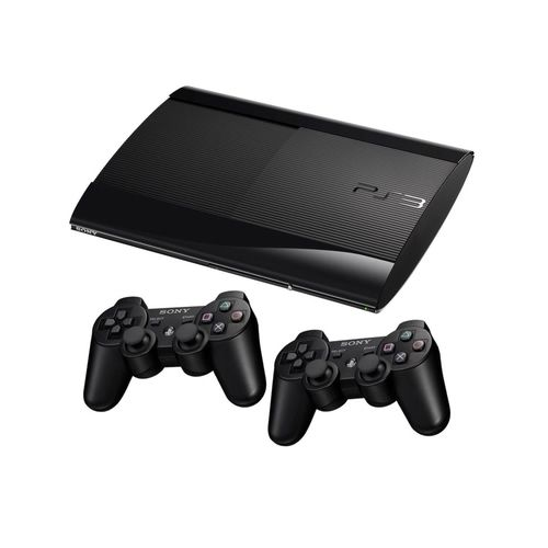 Playstation 3 Super Slim 2 controles