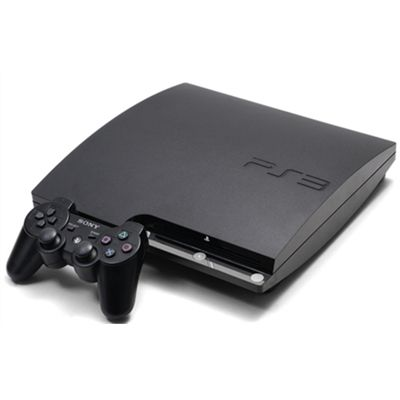 PS3 SLIM 120 GB ( Vitrine )