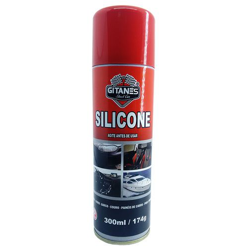 Silicone spray 300ml / 174g - Gitanes