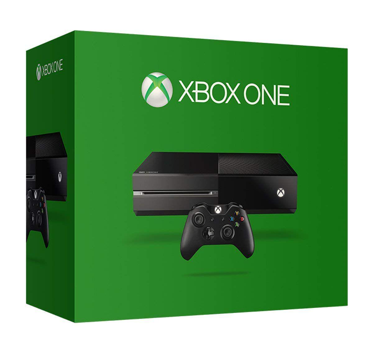 Xbox One 500 GB + 5 Jogos