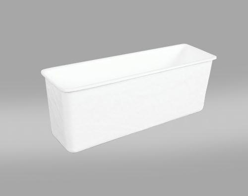 Kit Porta Treco Retangular Branco Combat