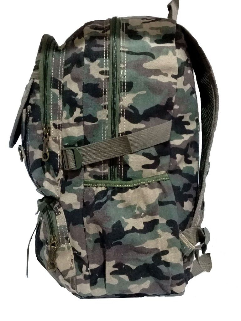 506b9bfe2 Mochila Tática Militar Camuflada Exercito Reforçada 29l