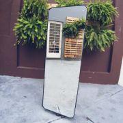 Espelho Retangular com Moldura