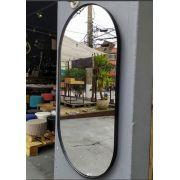 Espelho oval industrial