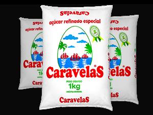 Açúcar 1 Kg Caravelas