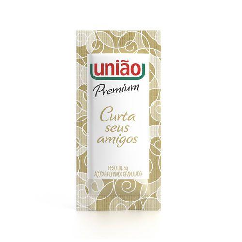 Açúcar Sachê União c/ 400