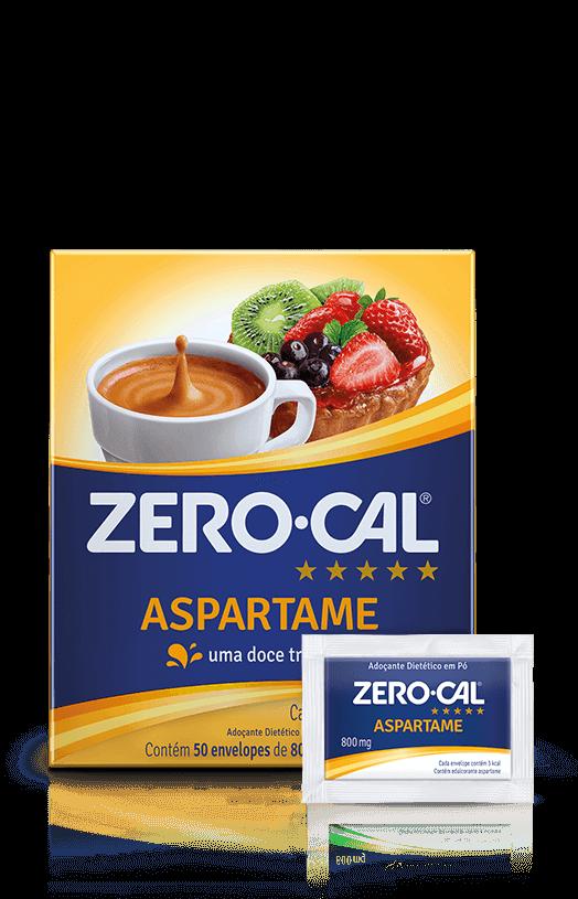 Adoçante Sachê ZeroCal c/ 50 Aspartame