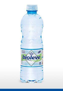 Água Mineral 500 ml Bio Leve - Com / Sem Gás