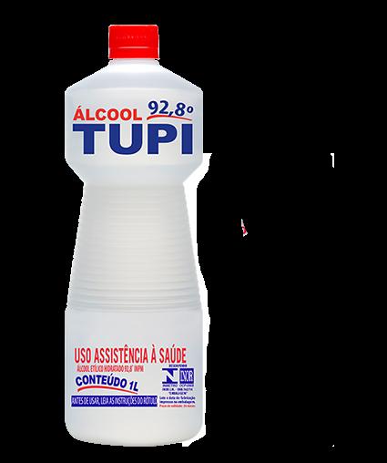 Álcool para Limpeza Tupi 92º