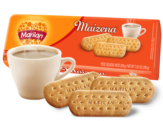 Biscoito Marilan Cracker   Maizena