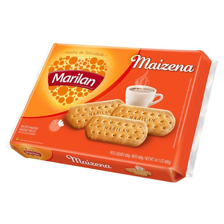 Biscoito Marilan Maizena