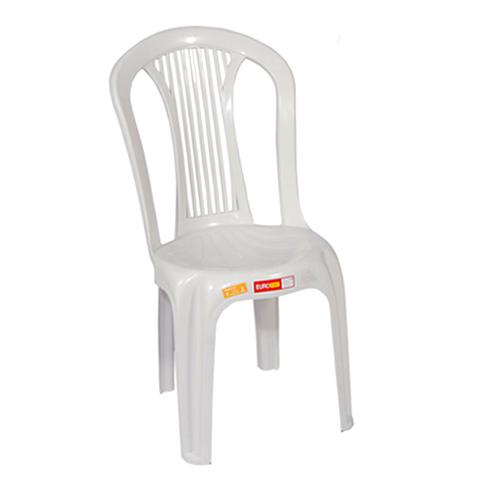 Cadeira Plástica Branca| Modelos