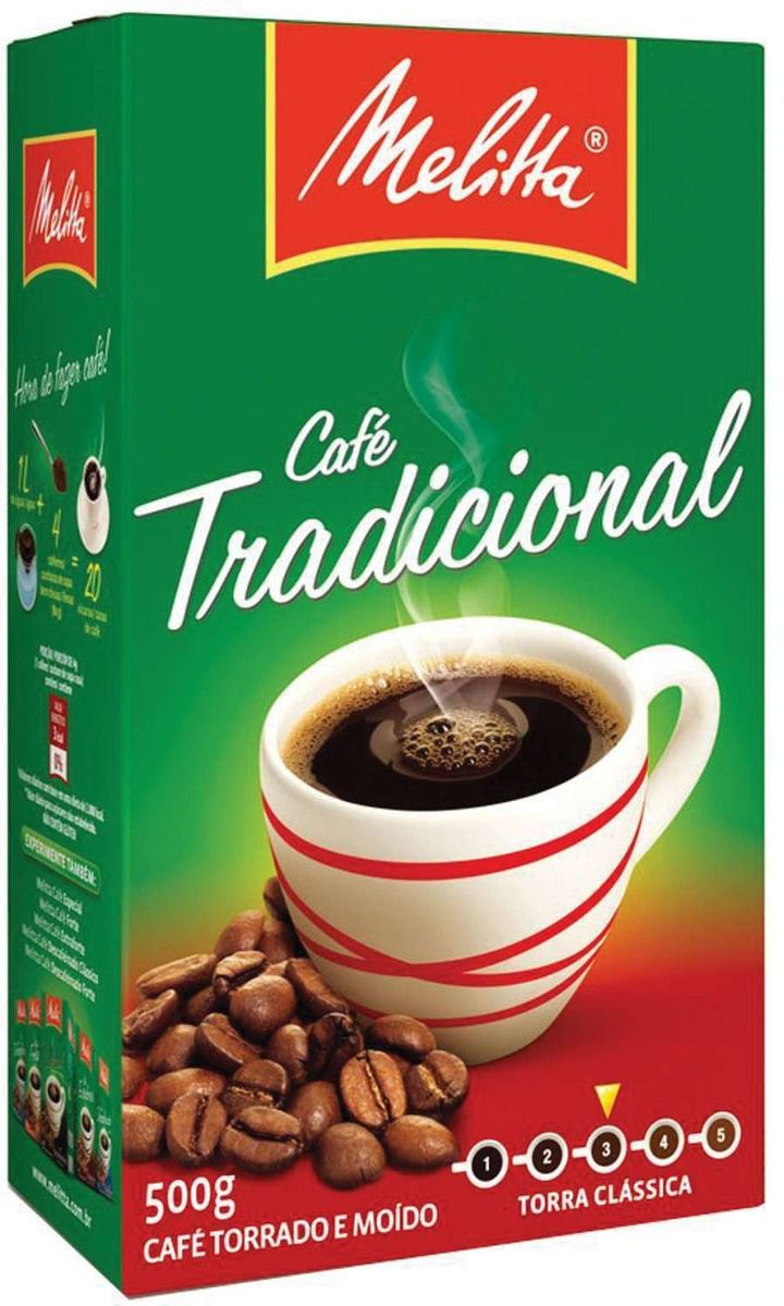 Café em Pó 500g Melitta