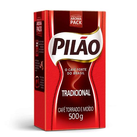 Café em Pó 500g Pilão
