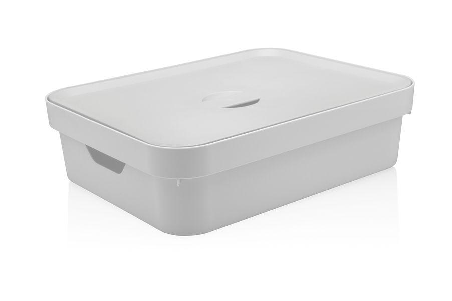Caixa Plástica Organizadora < OU > Cube | Tamanhos