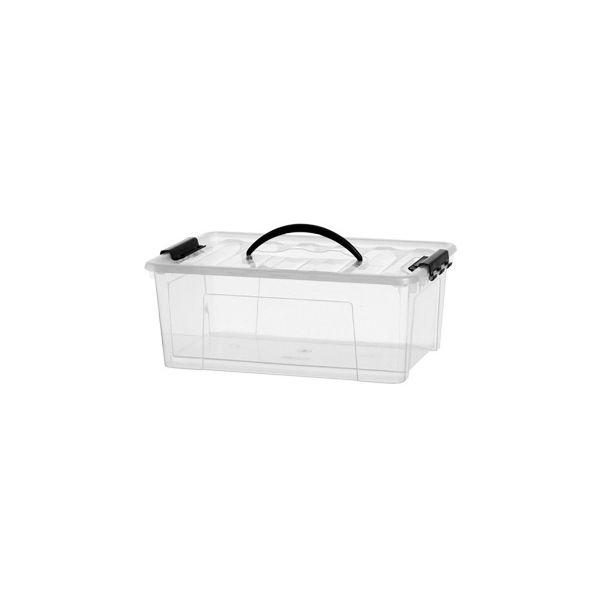 Container 12,4 Litros Nº2 Plasnew Caixa Organizadora