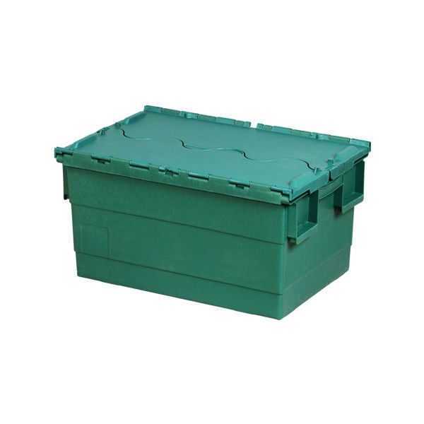 Container 47 Litros Industrial com Trava Plasnew
