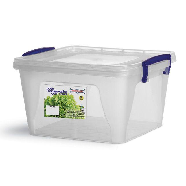 Container 5 Litros Niquelart