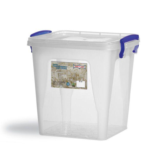 Container 7,3 Litros Niquelart