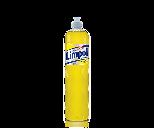 Detergente Limpol 500 ml Neutro