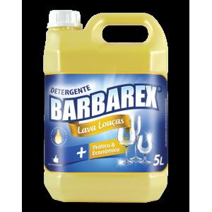 Detergente Barbarex 5 Litros