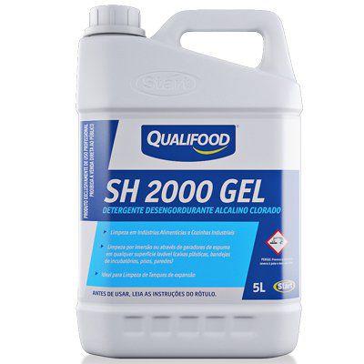 Detergente Clorado SH2000 Start