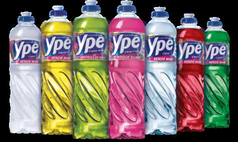 Detergente Ypê | Tamanhos e Fragrâncias