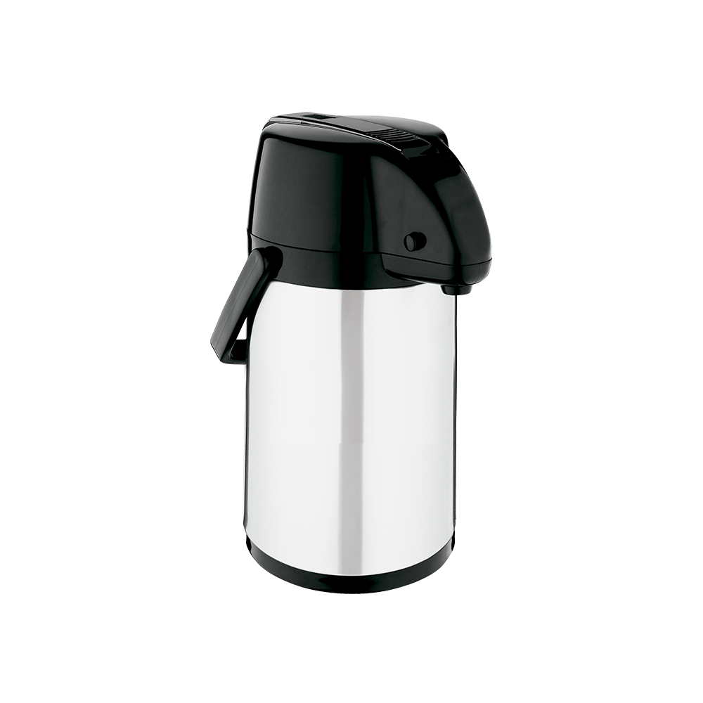Garrafa Térmica Soprano Inox Exclusive - 1 / 1,9 / 2,5 litros