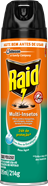 Inseticida Raid | Fragrâncias
