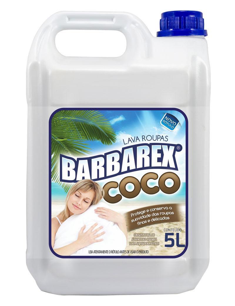 Lava Roupas de Coco Líquido | Sabão Coco Líquido